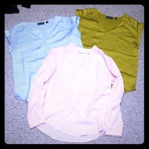3 blouse bundle